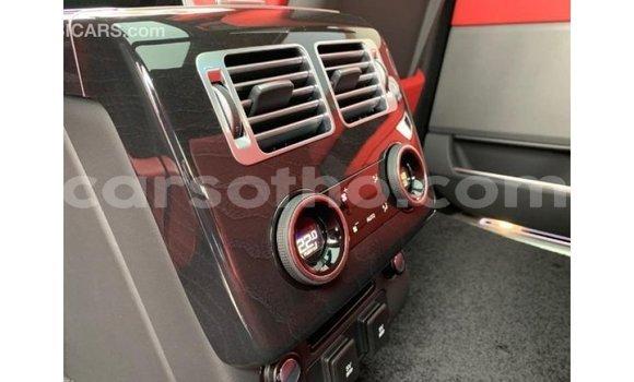 Buy Import Land Rover Range Rover Black Car in Import - Dubai in Maseru