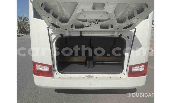 Buy Import Toyota Coaster White Car in Import - Dubai in Maseru