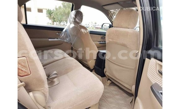 Buy Import Toyota Fortuner Other Car in Import - Dubai in Maseru