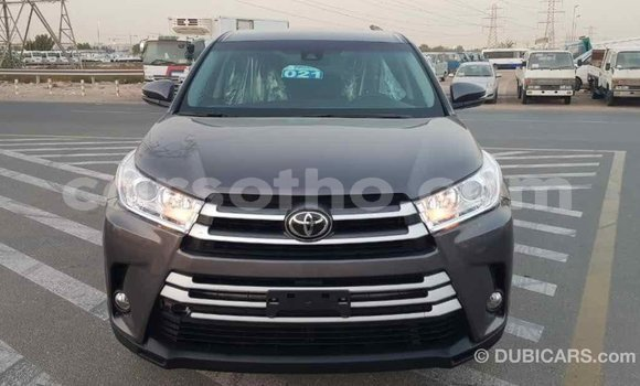 Buy Import Toyota Highlander Other Car in Import - Dubai in Maseru