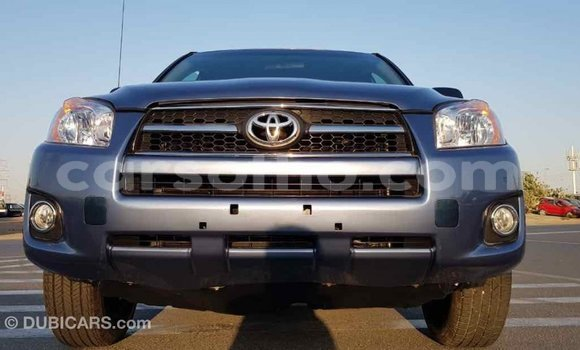 Buy Import Toyota RAV 4 Blue Car in Import - Dubai in Maseru