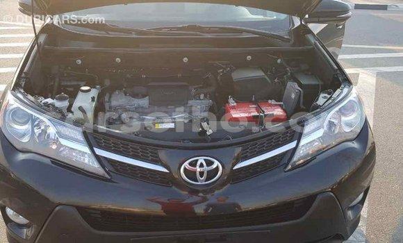 Buy Import Toyota RAV 4 Black Car in Import - Dubai in Maseru