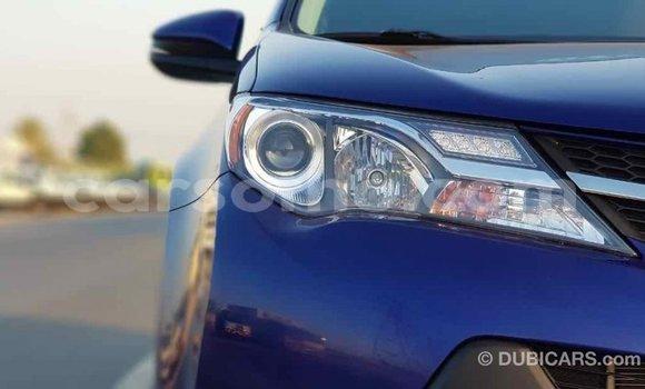 Buy Import Toyota RAV4 Blue Car in Import - Dubai in Maseru