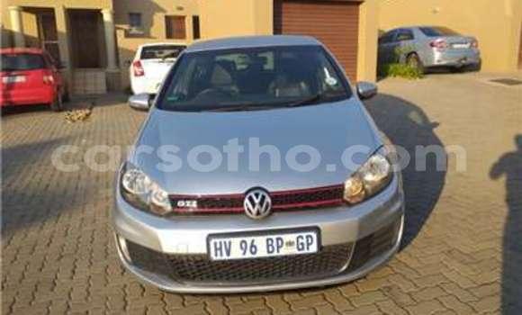 Buy Used Volkswagen Golf Silver Car in Hlotse in Leribe
