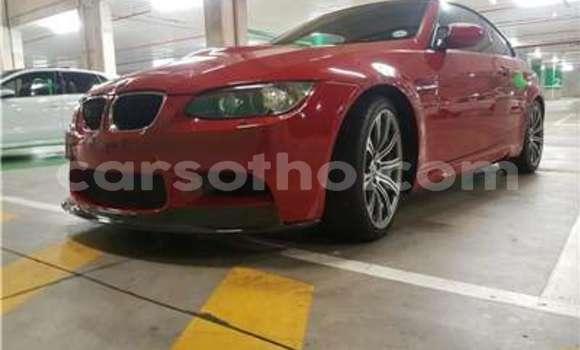 Buy Used BMW M3 Red Car in Hlotse in Leribe