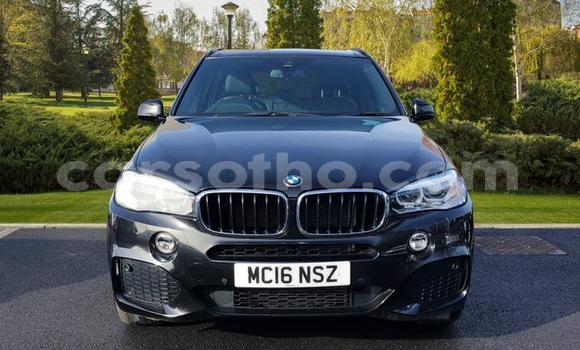 Buy Used BMW X5 Black Car in Qacha's Nek in Quthing