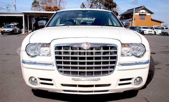 Buy Used Chrysler 300C White Car in Peka in Leribe