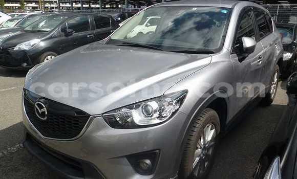 Buy Used Mazda CX-5 Silver Car in Mokhotlong in Berea