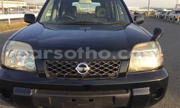Buy Used Nissan X–Trail Black Car in Thaba–Tseka in Mafeteng