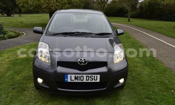 Buy Used Toyota Yaris Silver Car in Butha–Buthe in Thaba-Tseka