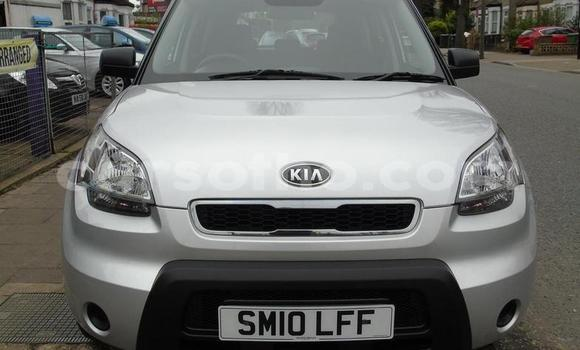 Buy Used Kia Soul Silver Car in Teyateyaneng in Berea