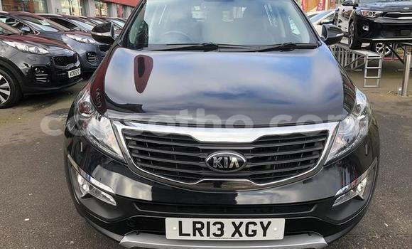Buy Used Kia Sportage Black Car in Quthing in Butha-Buthe
