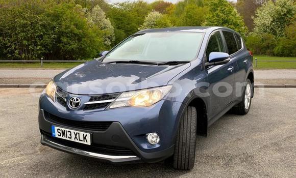 Buy Used Toyota RAV4 Blue Car in Qacha's Nek in Quthing