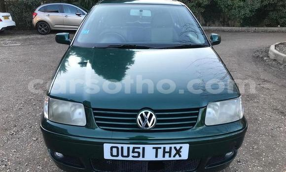 Buy Used Volkswagen Polo Green Car in Maputsoa in Leribe
