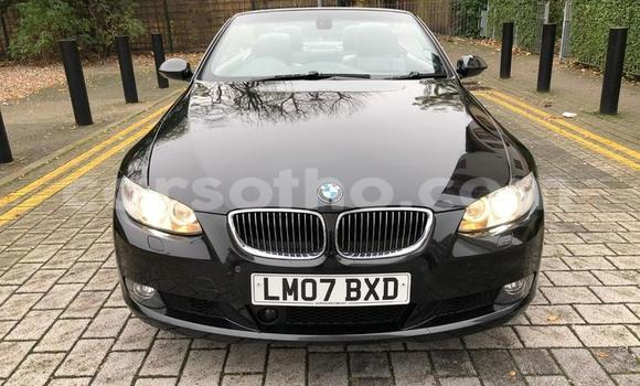 Buy Used BMW 3–Series Black Car in Mafeteng in Mafeteng