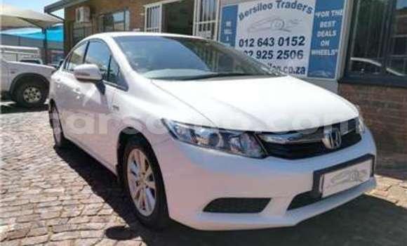 Buy Used Honda Civic White Car in Mohale's Hoek in Mohale's Hoek