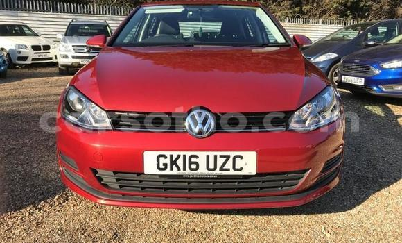 Buy Used Volkswagen Golf Red Car in Quthing in Butha-Buthe