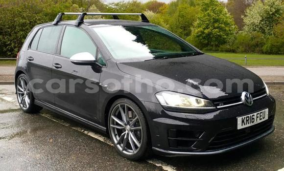Buy Used Volkswagen Golf Black Car in Mokhotlong in Berea