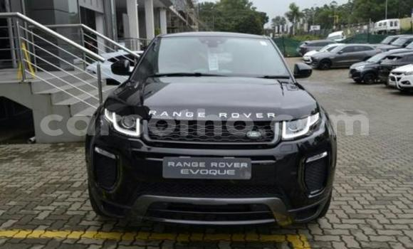 Buy Used Land Rover Range Rover Evoque Black Car in Roma in Maseru