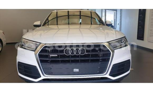 Buy Used Audi Q5 White Car in Maputsoe in Leribe