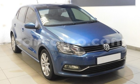 Buy Used Volkswagen Polo Blue Car in Butha Buthe in Butha-Buthe