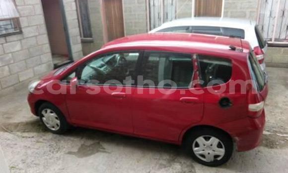 Buy Used Honda FIT Red Car in Maseru in Maseru