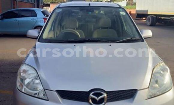 Buy Used Mazda Demio Silver Car in Maseru in Maseru