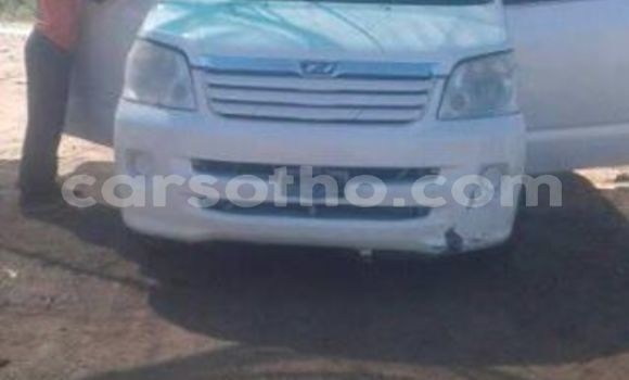 Buy Used Toyota Noah White Car in Maseru in Maseru