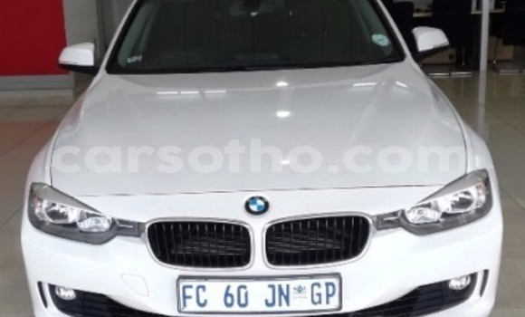 Buy Used BMW 3200 White Car in Butha Buthe in Butha-Buthe