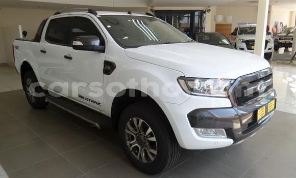 Buy Used Ford Ranger White Car in Maseru in Maseru