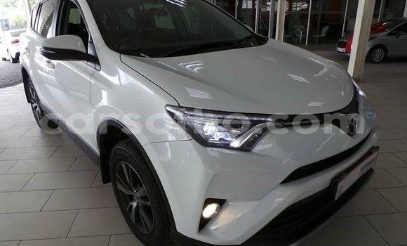 Buy Used Toyota RAV4 White Car in Maseru in Maseru