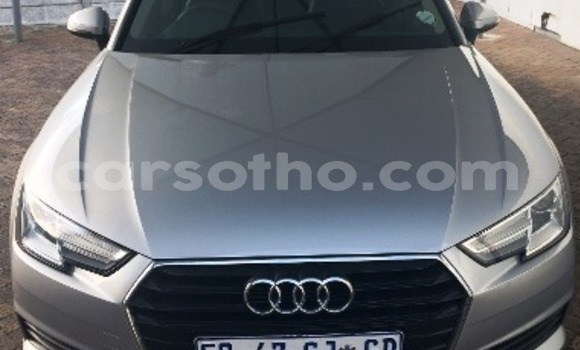 Buy Used Audi A4 Silver Car in Butha Buthe in Butha-Buthe