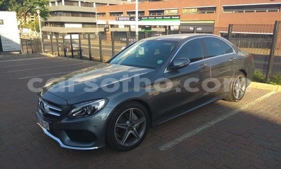 Buy Used Mercedes-Benz C-klasse Silver Car in Hlotse in Leribe