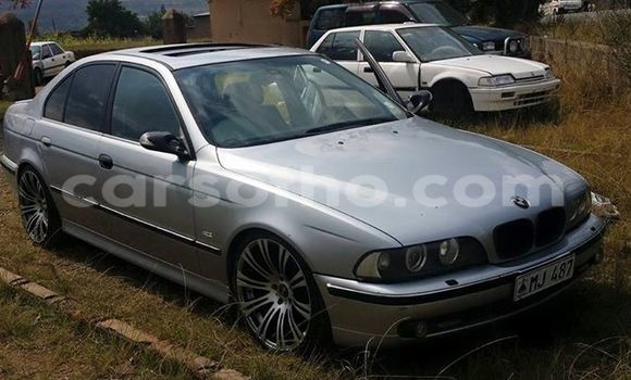 Buy Used BMW 5-Series Silver Car in Maseru in Maseru