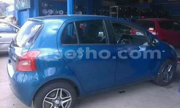 Buy Used Toyota Yaris Blue Car in Maseru in Maseru