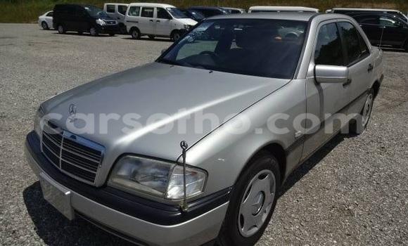 Buy Used Mercedes‒Benz C–Class Silver Car in Maseru in Maseru