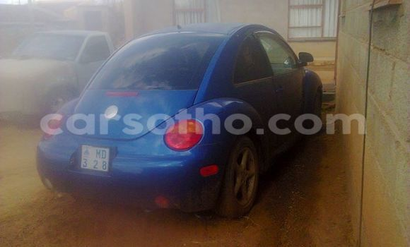 Buy Used Volkswagen Beetle Blue Car in Maseru in Maseru