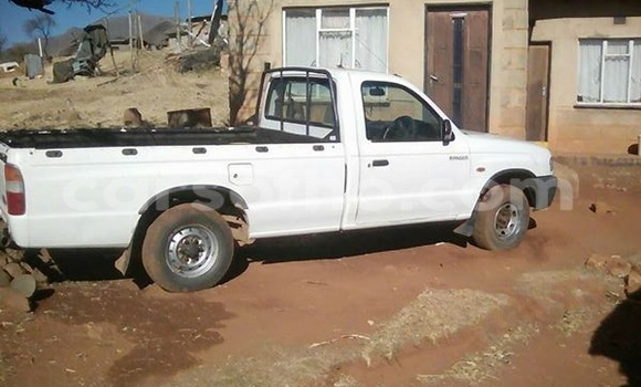Buy Used Ford Ranger White Car in Maseru in Maseru