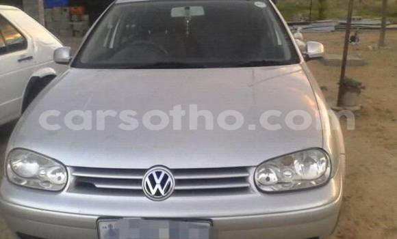 Buy Used Volkswagen Golf Silver Car in Maseru in Maseru
