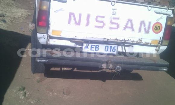 Buy Used Nissan Pickup White Car in Maseru in Maseru