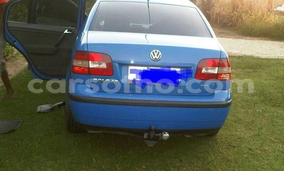 Buy Used Volkswagen Polo Blue Car in Maseru in Maseru
