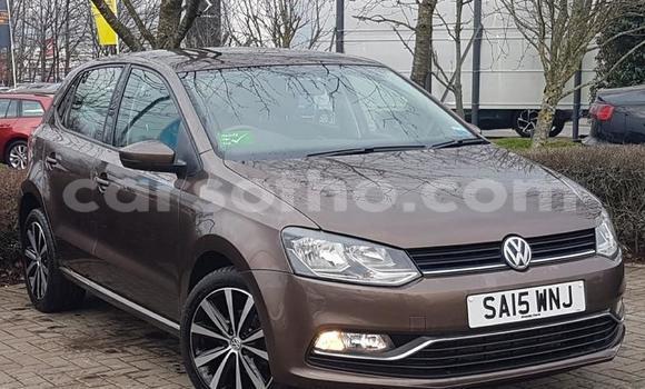 Buy Used Volkswagen Polo Brown Car in Hlotse in Leribe