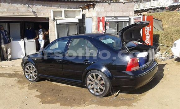 Buy Used Volkswagen Bora Black Car in Maseru in Maseru