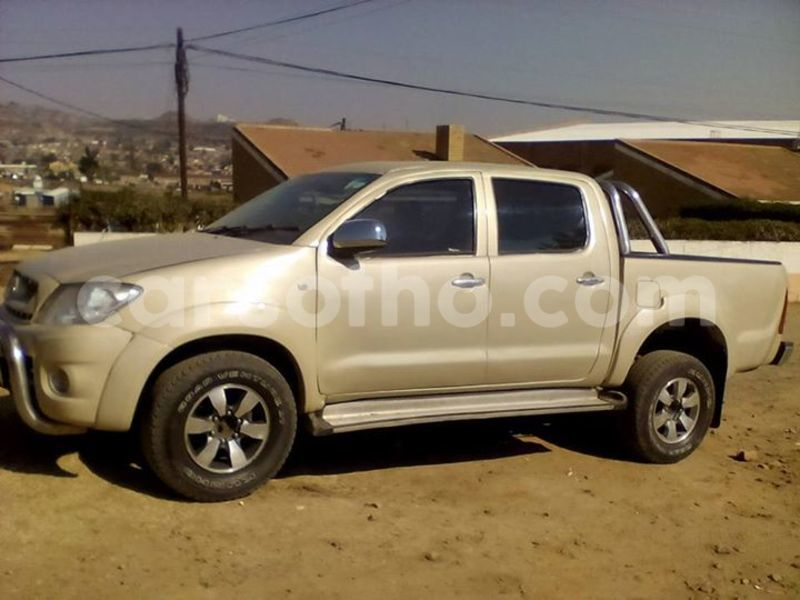 buy used toyota hilux other car in maseru in maseru carsotho Toyota Hilux Vigo