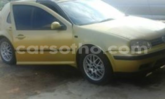 Buy Used Volkswagen Golf Other Car in Maseru in Maseru