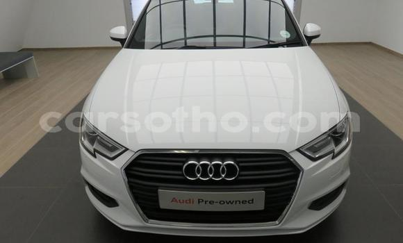 Buy Used Audi A3 White Car in Maputsoe in Leribe