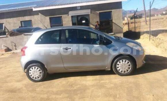 Buy Used Toyota Yaris Silver Car in Maseru in Maseru