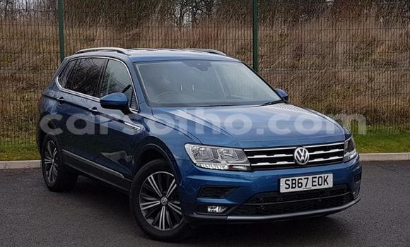 Buy Used Volkswagen Tiguan Blue Car in Mokhotlong in Berea