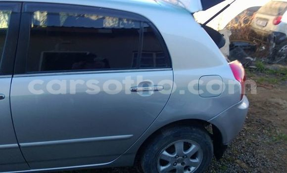 Buy Used Toyota Allex Silver Car in Maseru in Maseru