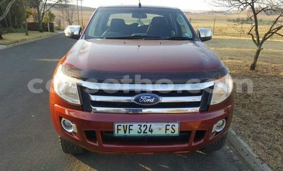 Buy Used Ford Ranger Red Car in Maseru in Maseru
